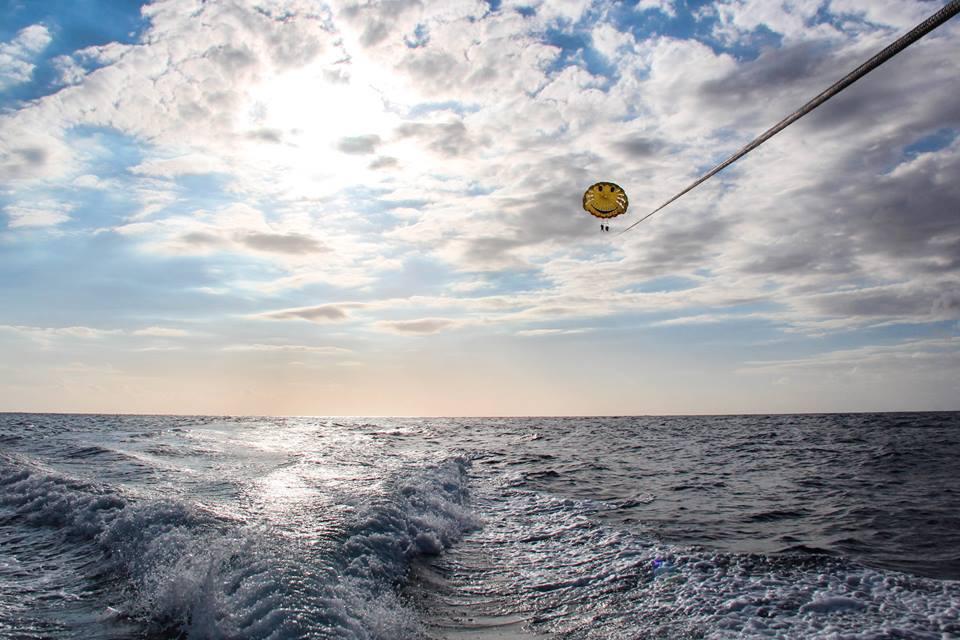 funky jet   parapente    parachute ascensionnel