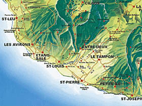 De Saint-Leu à Saint-Pierre